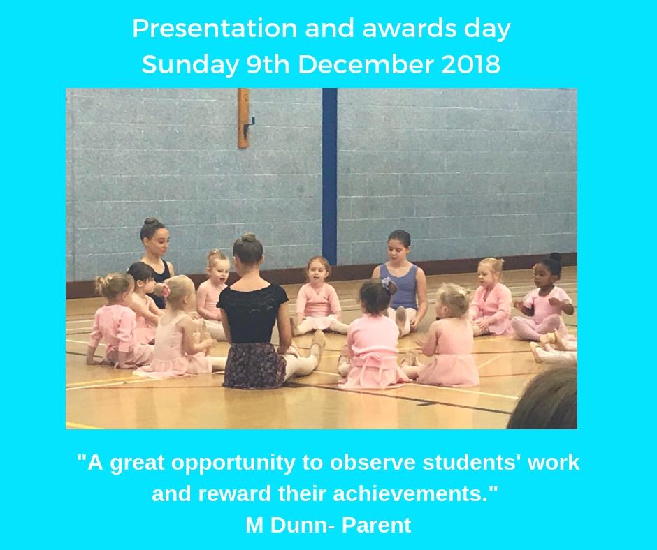 Presentation Day!