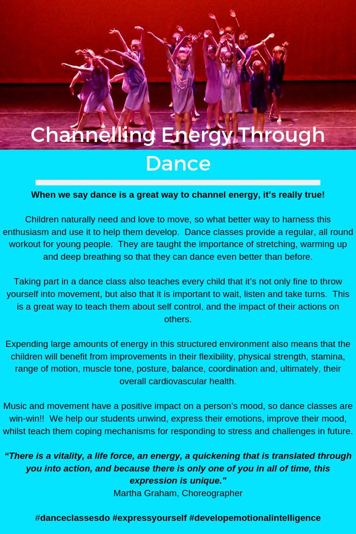Got kids with boundless energy…??!