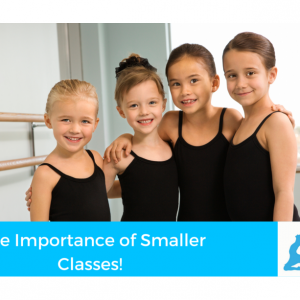 The Importance of Smaller Classes!