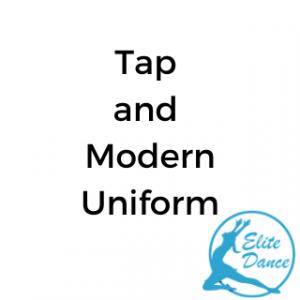 Tap and Modern Uniform